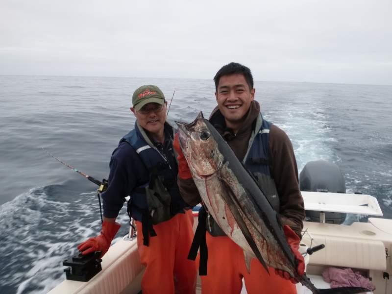 9 17 12 half moon bay albacore 360 tuna the leading for Half moon bay fishing report